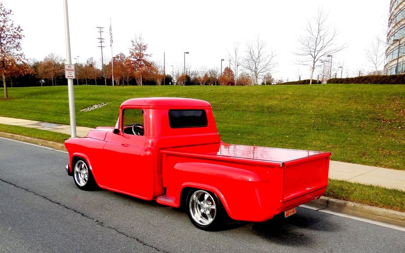 1957 Chevrolet Pick Up 1957 Chevrolet Pickup For Sale To