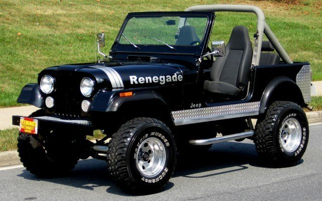 Car For Sale S Jeep Cj