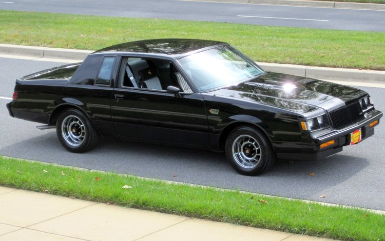 1987 Buick Grand National 1987 Buick Grand National For Sale To Buy Or Purchase Classic Cars