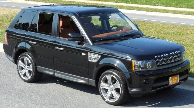 2010 land rover range rover 2010 land rover range rover for sale to purchase or buy classic. Black Bedroom Furniture Sets. Home Design Ideas