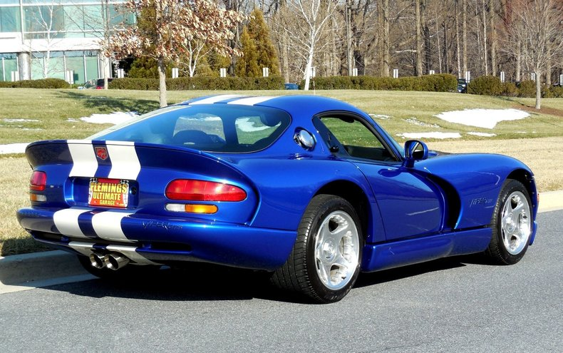 1997 dodge viper 1997 dodge viper for sale to buy or purchase classic cars for sale muscle. Black Bedroom Furniture Sets. Home Design Ideas