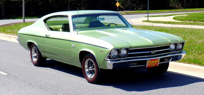 1969 Chevrolet Chevelle | 1969 Chevrolet Chevelle For Sale To Buy or Purchase | Classic Cars ...