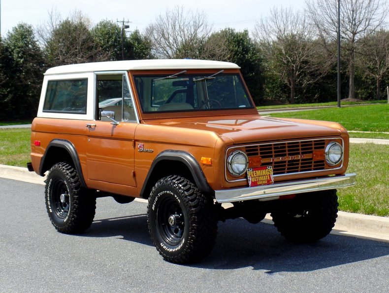 Schön 1974 Ford Bronco Specs Bilder - Der Schaltplan ...