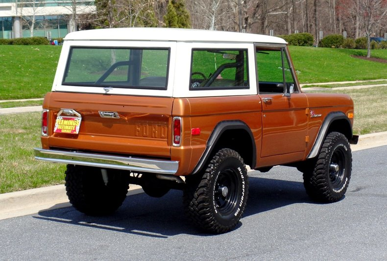 1974 ford bronco 1974 ford bronco for sale to buy or purchase classic cars for sale muscle. Black Bedroom Furniture Sets. Home Design Ideas