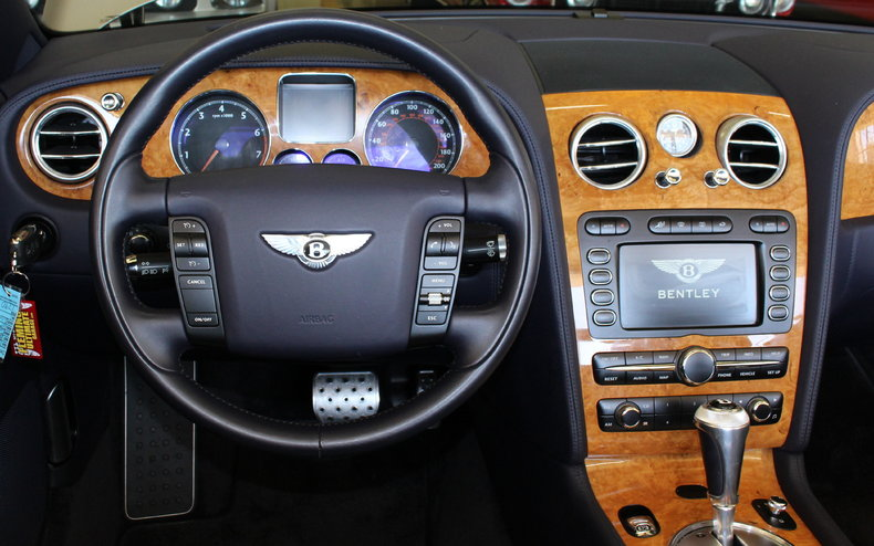 2008 2008 Bentley Continental For Sale