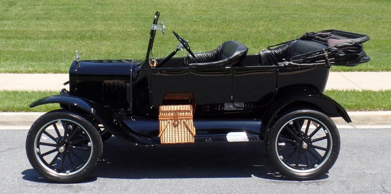1924 Ford Touring 1924 Ford Model T For Sale To Purchase