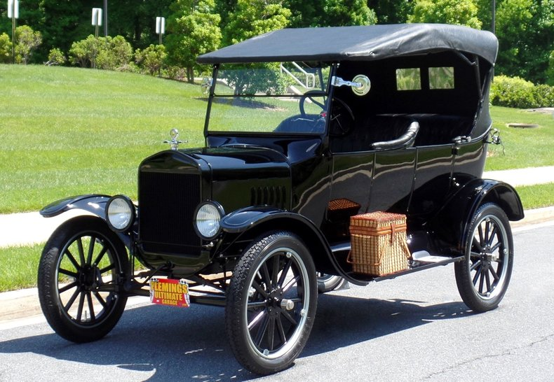 1924 ford touring 1924 ford model t for sale to purchase or buy classic cars for sale. Black Bedroom Furniture Sets. Home Design Ideas