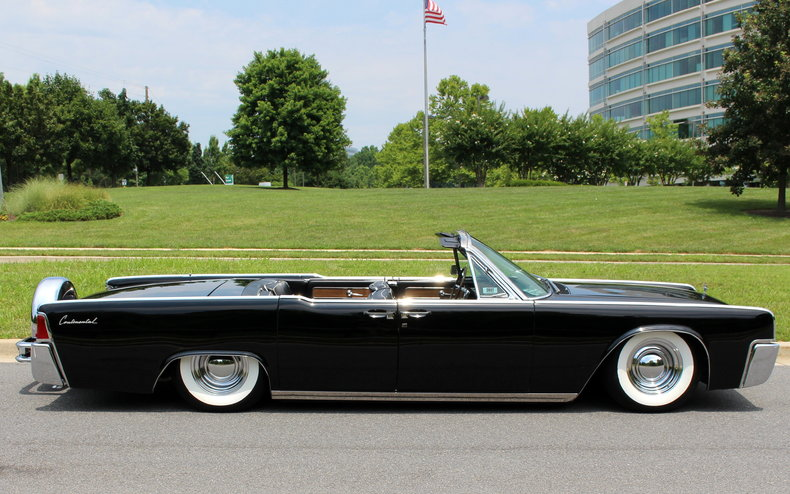 1962 Lincoln Continental 1962 Lincoln Continental For