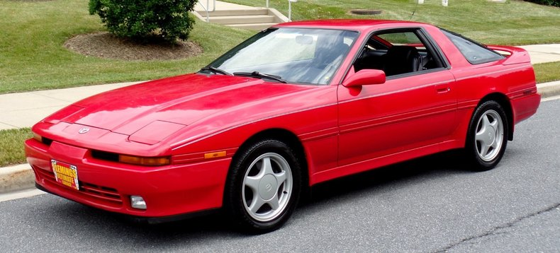 1992 toyota supra 1992 toyota supra for sale to buy or purchase classic cars for sale. Black Bedroom Furniture Sets. Home Design Ideas