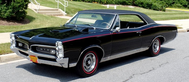 1967 Pontiac Gto 1967 Pontiac Gto For Sale To Purchase