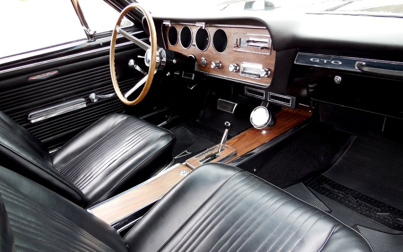 1967 Pontiac GTO | 1967 Pontiac GTO for sale to purchase or buy | Classic Cars, Muscle Cars ...