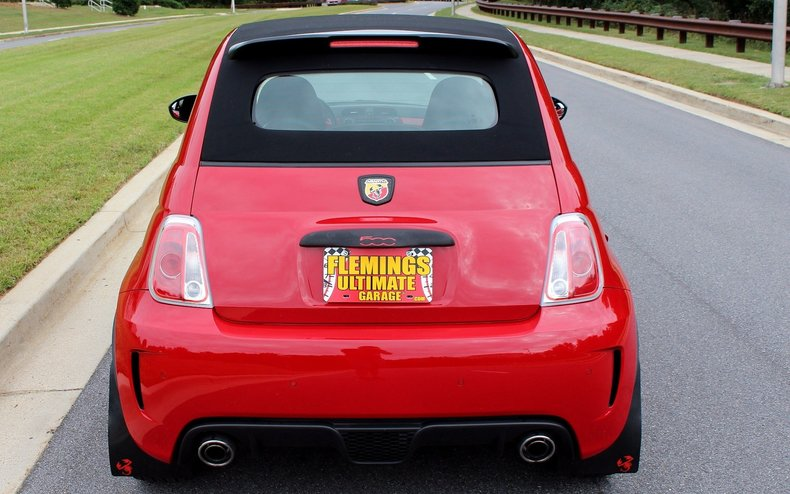 2015 2015 Fiat 500 For Sale