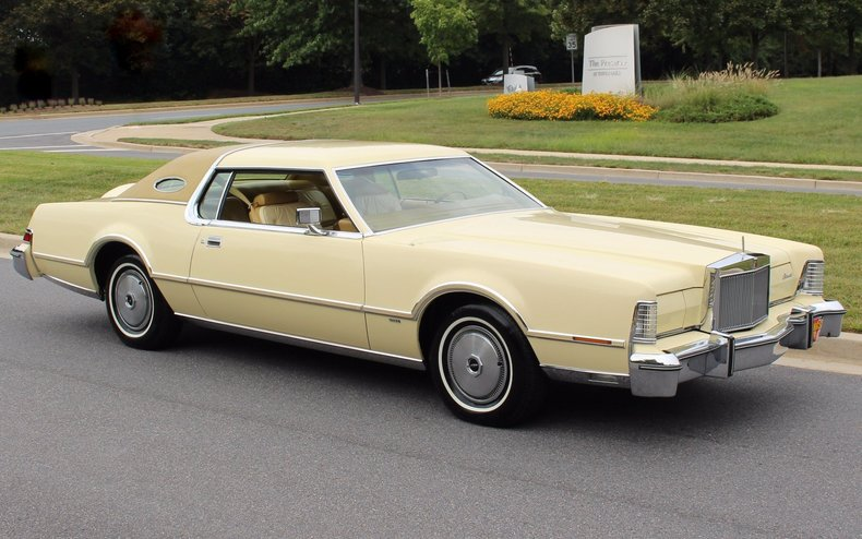 1976 Lincoln Continental | 1976 Lincoln Continental Mark IV for sale
