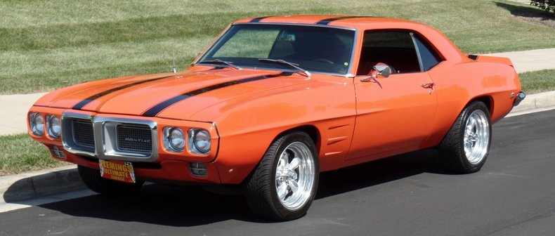 Pro Touring 69 Camaro For Sale >> 1969 Pontiac Firebird | 1969 Pontiac Firebird For Sale To Buy or Purchase | Classic Cars, Muscle ...