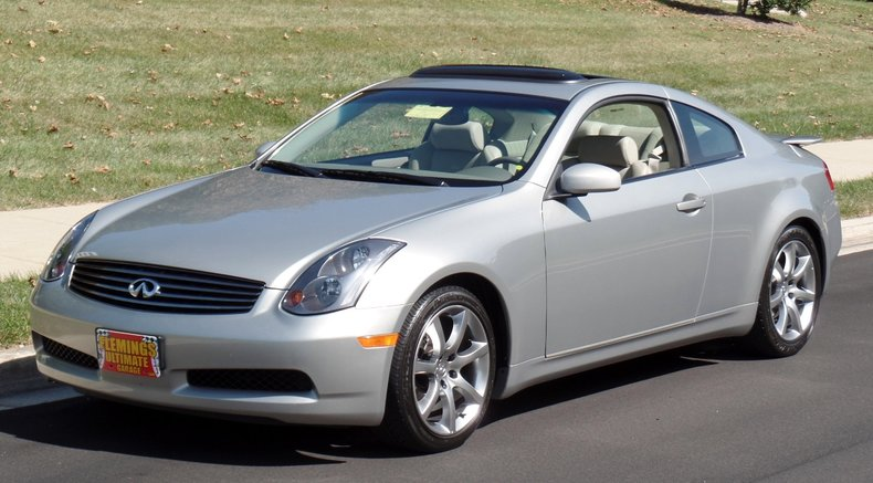 2003 infiniti g35 2003 infiniti g35 for sale to purchase or buy classic cars for sale. Black Bedroom Furniture Sets. Home Design Ideas
