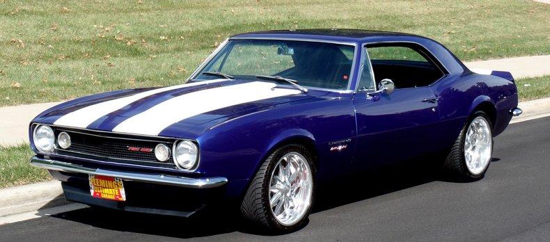 1969 Chevrolet Camaro | 1967 Chevrolet Camaro for sale to ...