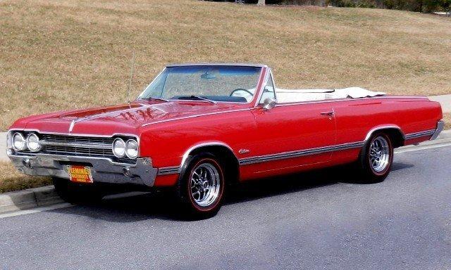 1965 Oldsmobile Cutlass