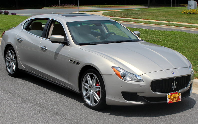 2014 maserati quattroporte s q4 2014 maserati quattroporte s q4 for sale to buy or purchase. Black Bedroom Furniture Sets. Home Design Ideas