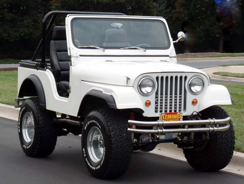 1964 Jeep Cj 1964 Jeep Cj For Sale To Purchase Or Buy