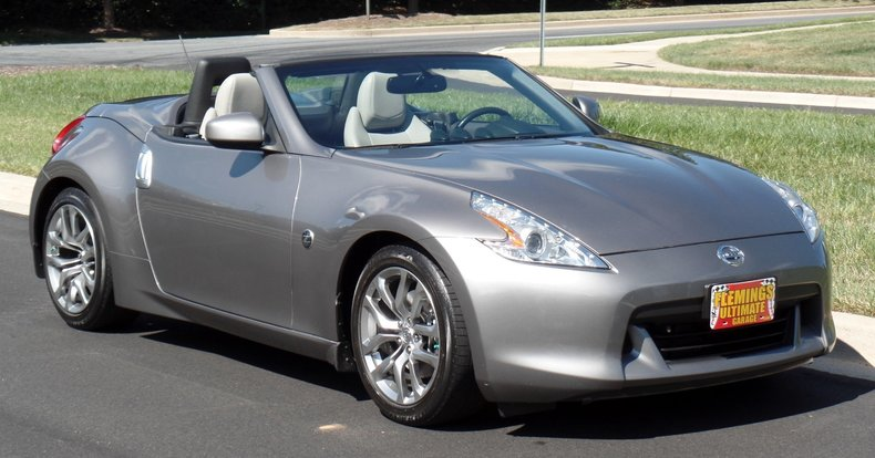 2010 nissan 370z 2010 nissan 370z for sale to purchase or buy classic cars for sale muscle. Black Bedroom Furniture Sets. Home Design Ideas