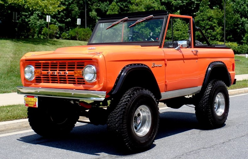 1977 Ford Bronco For Sale To Buy Or