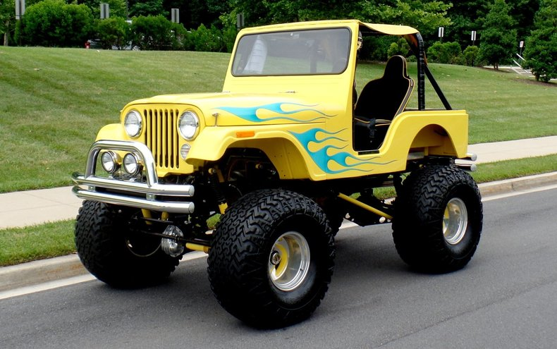 Ford Dealer Locator >> 1966 Jeep CJ-5 | 1966 Jeep CJ5 for sale to purchase or buy | Classic Cars, Muscle Cars, Exotic ...