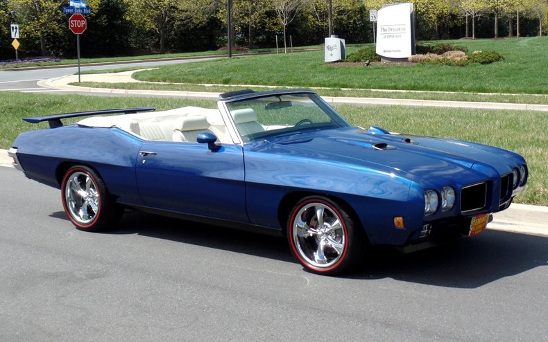1970 Pontiac GTO Convertible | 1970 Pontiac GTO Convertible For Sale To Buy or Purchase ...