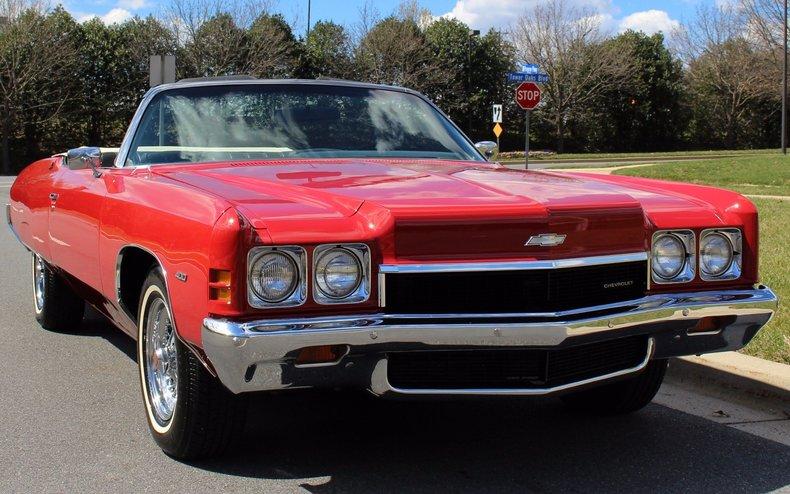 1972 Chevrolet Impala   1972 Chevrolet Impala For Sale To ...
