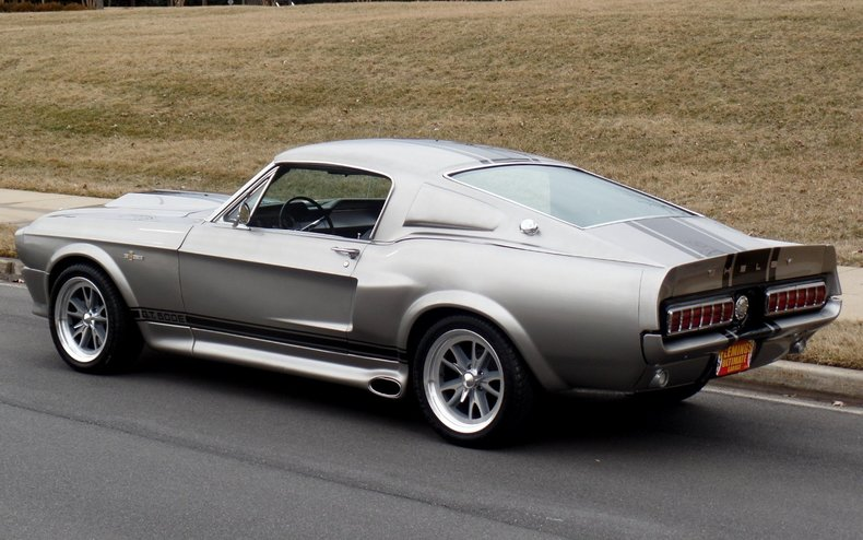 1967 Ford Mustang 1967 Mustang Eleanor Gt500e Fastback