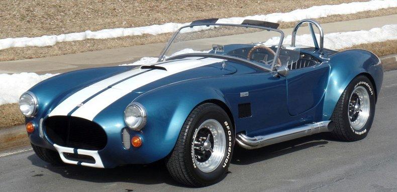 1989 A.C. Cobra