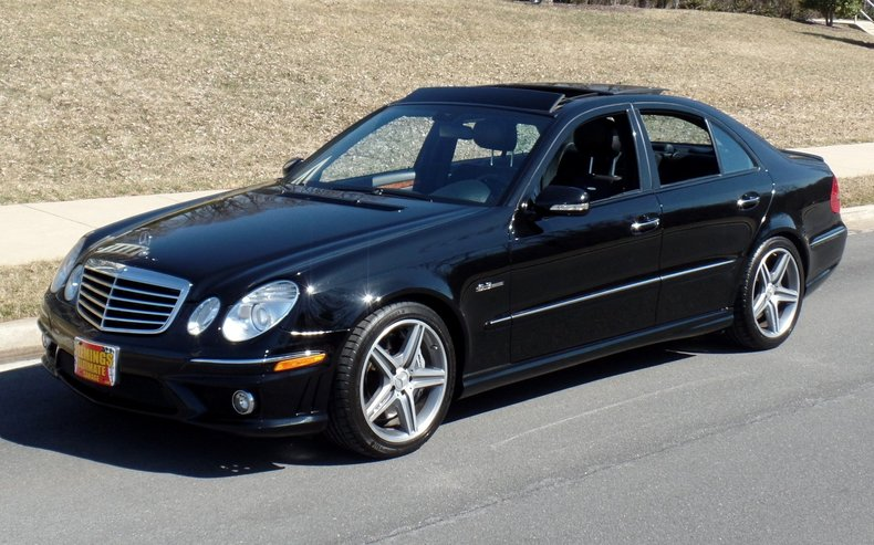2009 mercedes benz e class 2009 mercedes benz e63 for for Mercedes benz 2009 for sale