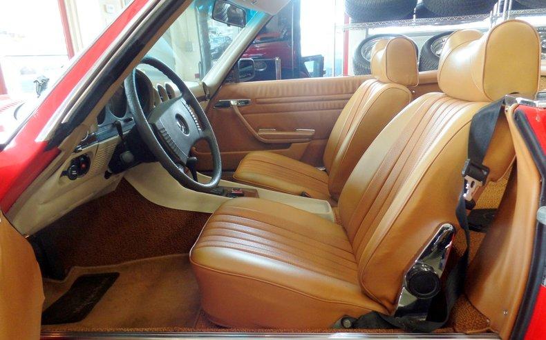 1977 mercedes benz 450sl for sale 23298 mcg. Black Bedroom Furniture Sets. Home Design Ideas