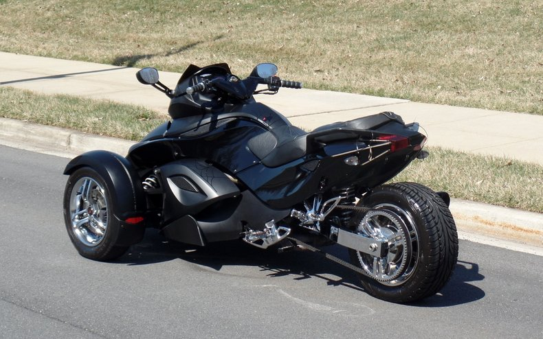 2008 Can Am Spyder 2008 Can Am Spyder For Sale To