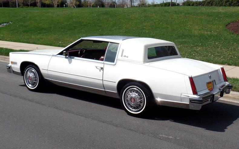 Mustang Dorado >> 1984 Cadillac Eldorado | 1984 Cadillac Eldorado For Sale To Buy or Purchase | Classic Cars ...