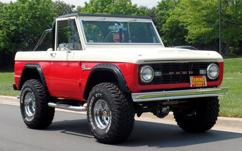 1969 Ford Bronco For Sale To Buy Or
