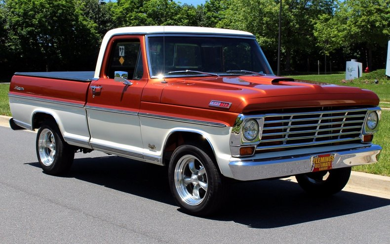 1967 Ford F100 1967 Ford F100 For Sale To Purchase Or