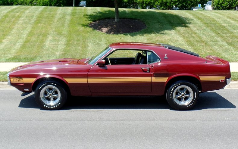 1969 Ford Mustang 1969 Shelby Gt350 For Sale To Buy Or Purchase