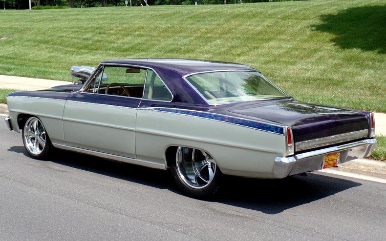 1967 Chevrolet Nova 1967 Chevrolet Nova Ss For Sale To