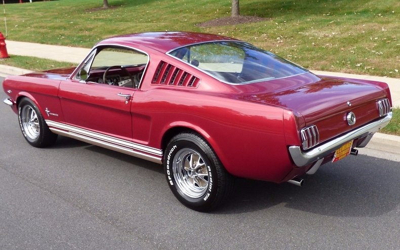 1965 Ford Mustang 1965 Ford Mustang For Sale To Purchase