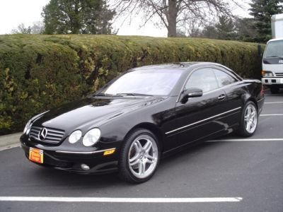 2000 Mercedes-Benz CL