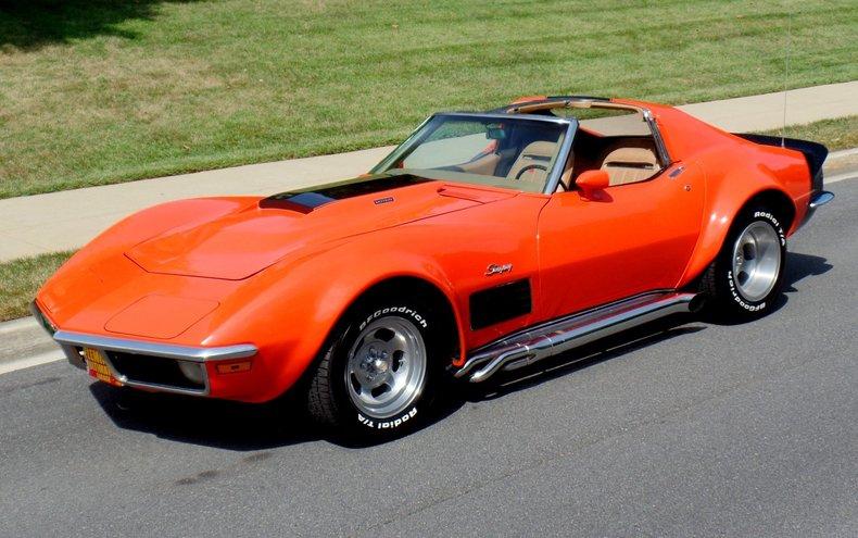 1970 Chevrolet Corvette 1970 Chevrolet Corvette For Sale