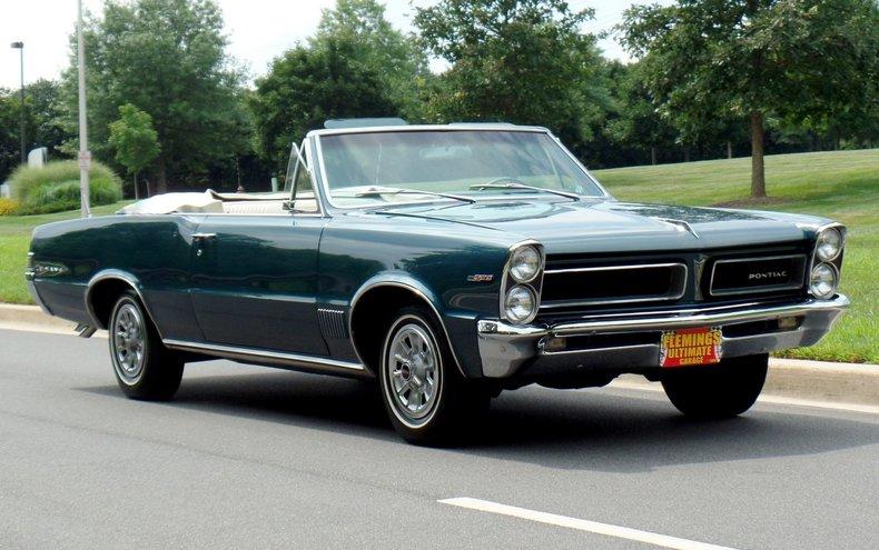 1965 Pontiac Le Mans 1965 Pontiac Lemans For Sale To