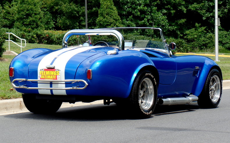 1965 Shelby Cobra 1965 Shelby Cobra 427 Roadster For