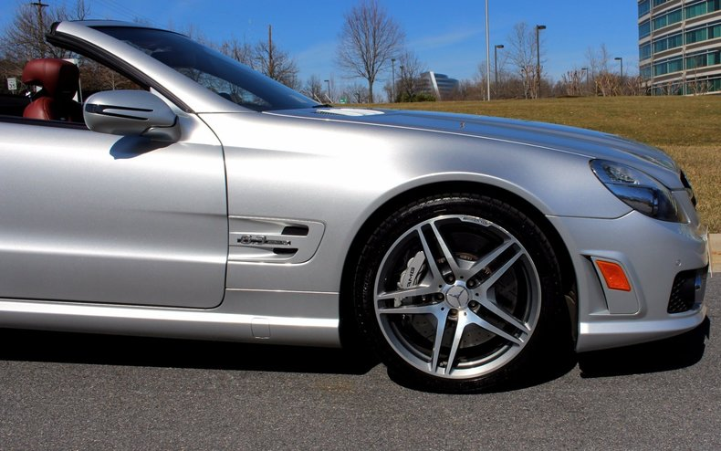 2009 Mercedes Benz Sl63 Amg 2009 Mercedes Benz Sl63 Amg For Sale To Purchase Or Buy Classic