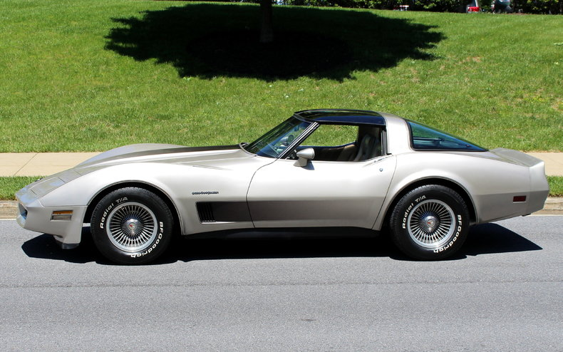 1982 chevrolet corvette 1982 corvette for sale to buy or purchase collector edition t tops. Black Bedroom Furniture Sets. Home Design Ideas