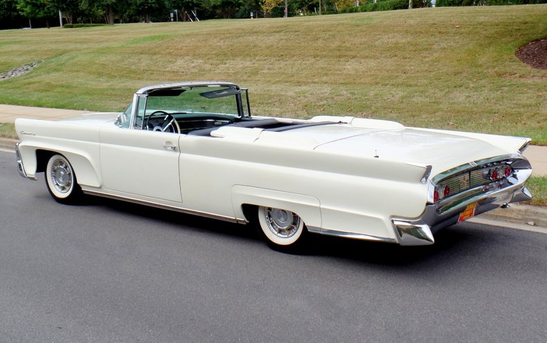 1958 Lincoln Continental 1958 Lincoln Continental For