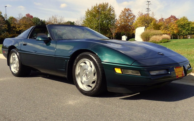 1996 Chevrolet Corvette 1996 Chevrolet Corvette For Sale