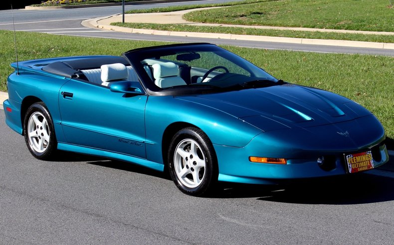 Costco Car Buying >> 1996 Pontiac Firebird | 1996 Pontiac Firebird For Sale To ...