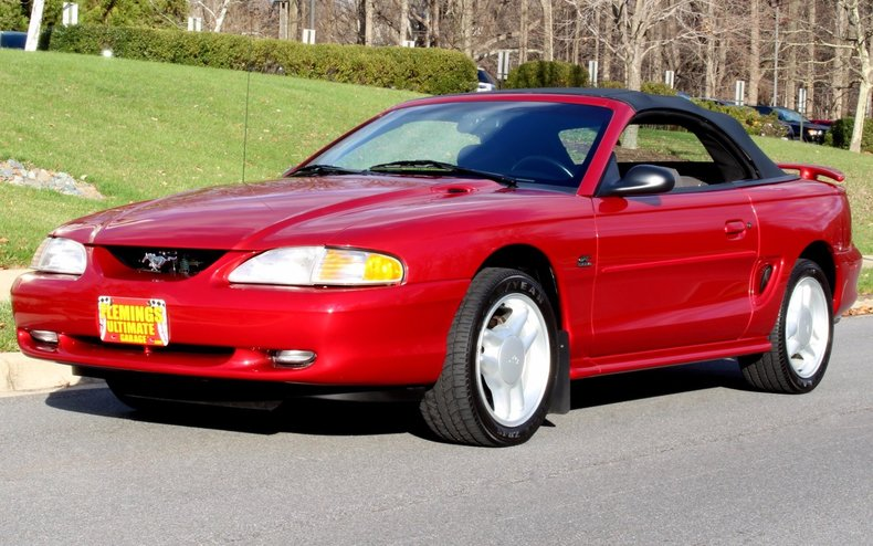 1994 ford mustang 1994 ford mustang for sale to buy or purchase classic cars for sale. Black Bedroom Furniture Sets. Home Design Ideas