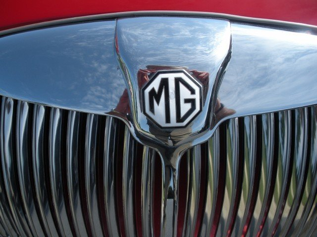 1959 Mg Mg A 1959 Mg Mga Convertible For Sale To